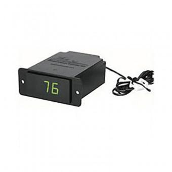 Middle Atlantic Products TEMP-DEC Decorator-Style Mount Temperature Display