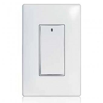 OnQ legrand DRD4-W RF Lighting Control In-Wall Universal Dimmer, White