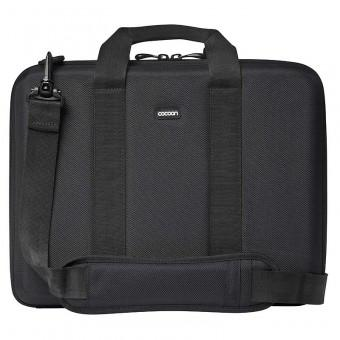 Cocoon CLB403BK Murray Hill Laptop Case, Black/Gray