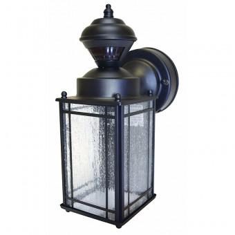 Heath Zenith SL-4135-BN Shaker Cove Mission Style Motion Sensing Security Light, Oil-Rubbed Bronze