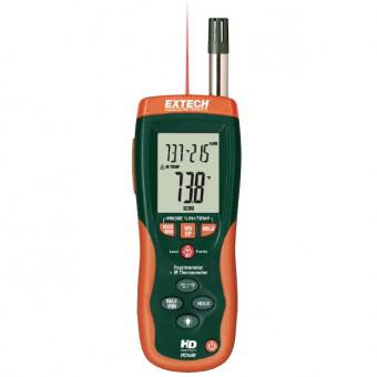 Extech Instruments HD500 Psychrometer with InfraRed Thermometer